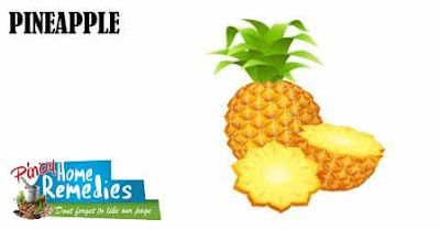 Home Remedies For Urinary Tract Infection (UTI): Pineapple