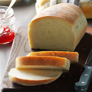 Easy White Homemade Bread