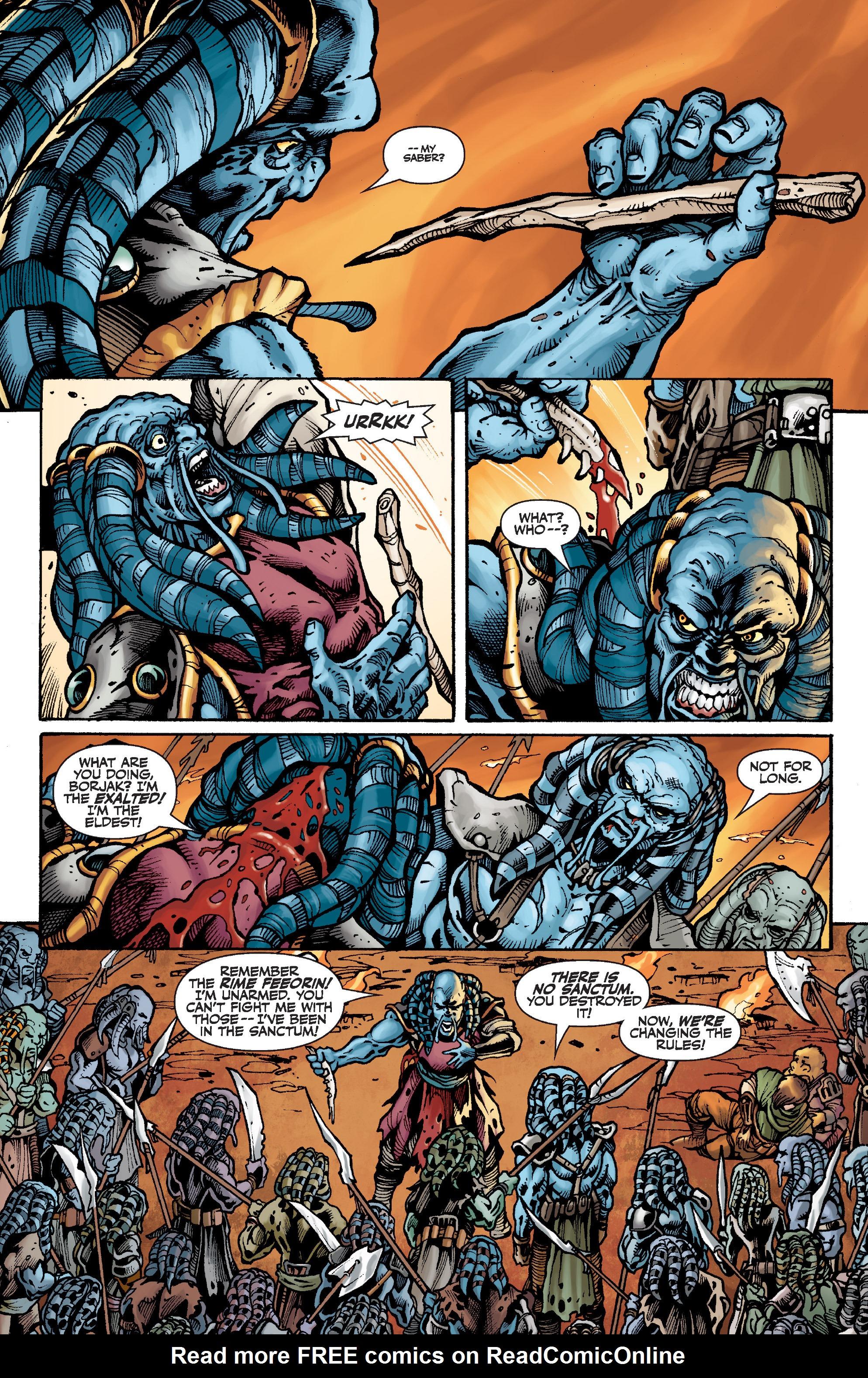 Read online Star Wars Omnibus comic -  Issue # Vol. 32 - 272