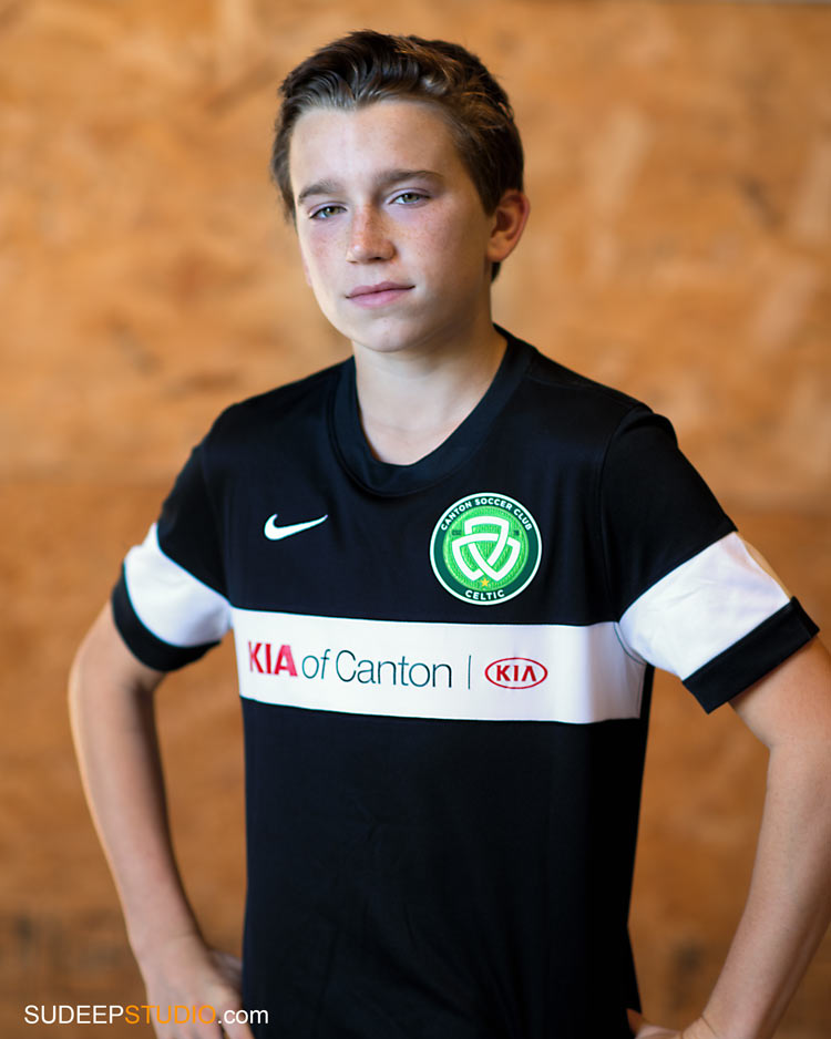 Boys Soccer Portraits Skyline High and Canton Celtic Portraits and Headshots - Sudeep Studio.com Ann Arbor Photographer