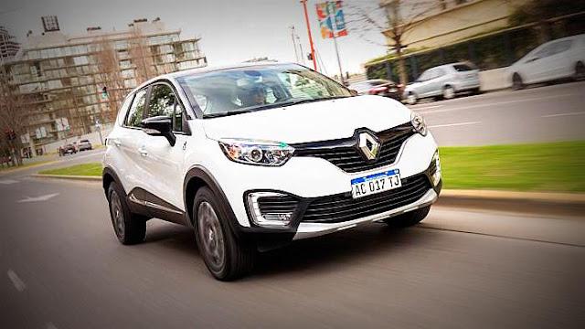 Renault lanza la serie limitada Captur le coq sportif