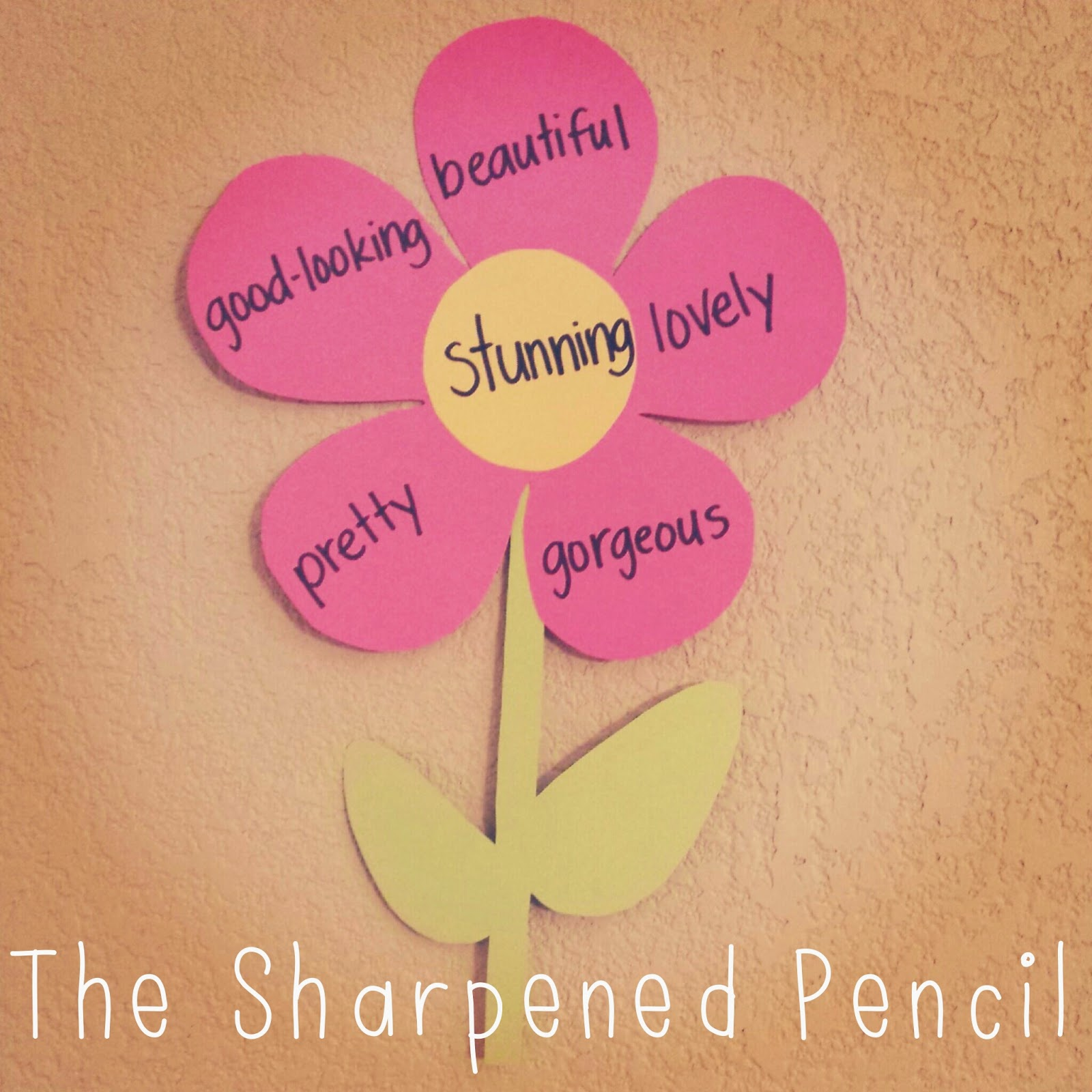 The Sharpened Pencil Shades Of Spring