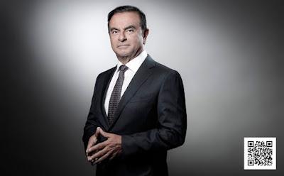 القاء القبض على كارلوس غصن Carlos Ghosn رئيس شركة  Nissan