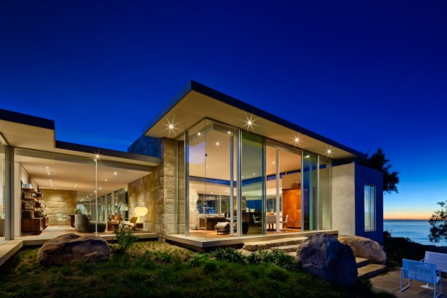 Contemporary home design, USA