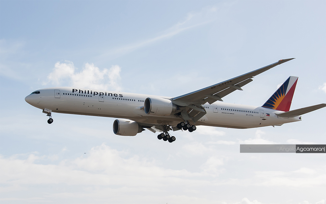 Philippine Airlines Leases Two Additional 777 Aircraft