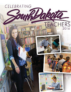 Celebrating South Dakota Teachers 2016