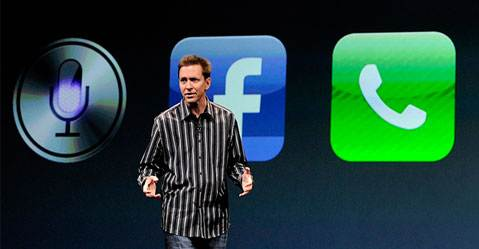 Demissão de Scott Forstall da Apple