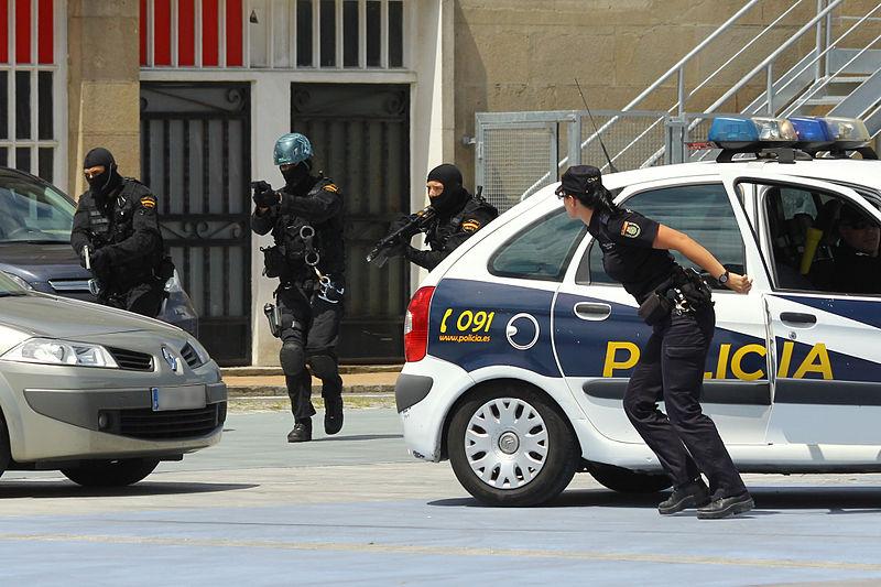 Los distintos subgrupos de la polic a nacional for Oficina policia nacional