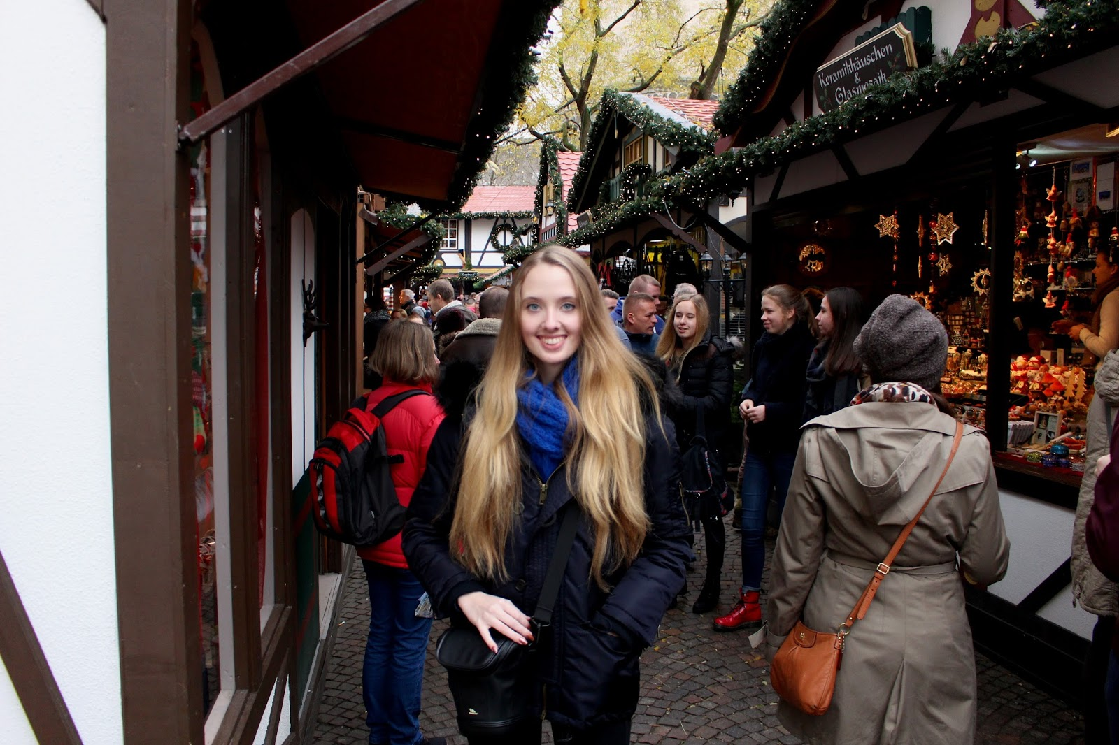 Gluhwein German Markets 2015