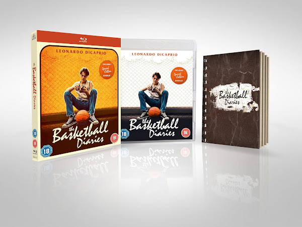 AD | Film Review 2019 | The Basketball Diaries is Re-Released On BLU-RAY DVD | Is The Book Better Than The Film?