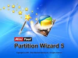 البرنامج الرائع قاهر البرتيشن ماجيك  MiniTool Partition Wizard