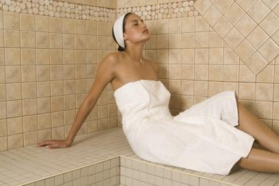 Steam Bath Helps In Weight Loss Fat Reducing Tips
