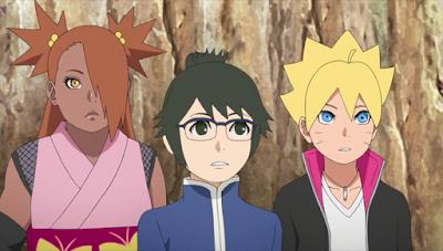 Boruto: Naruto Next Generations 16 sub español online
