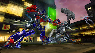 Download Transformers - Revenge of the Fallen Game PSP for Android - www.pollogames.com