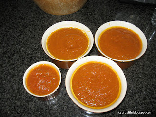 tomato ketchup made from fresh tomatoes