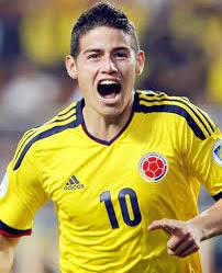 James Rodriguez anotó el mejor gol
