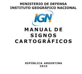 Manual de signos cartograficos pdf - descargar gratis