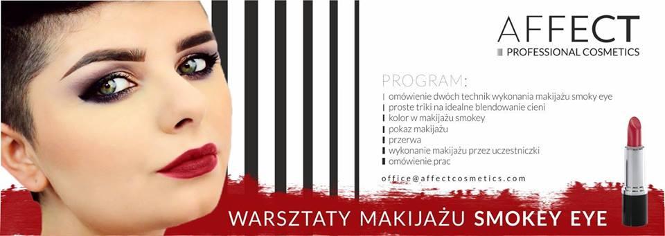 SZKOLENIE SMOKEY EYE - ZAPRASZAM! :)