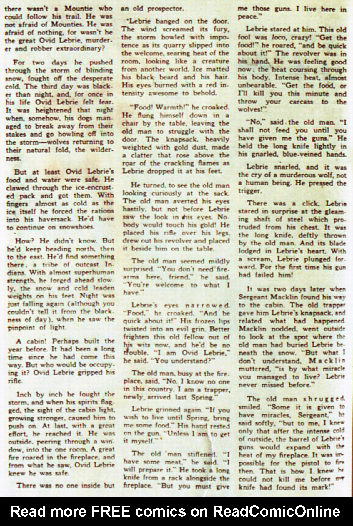 Read online Action Comics (1938) comic -  Issue #96 - 36