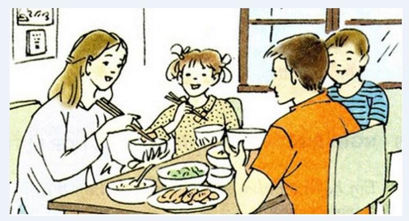 Những phép lịch sự tối thiểu trong bữa cơm người Việt bạn cần phải biết