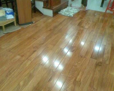 Bí quyết giúp sàn gỗ tự nhiên Teak luôn hấp dẫn ánh nhìn