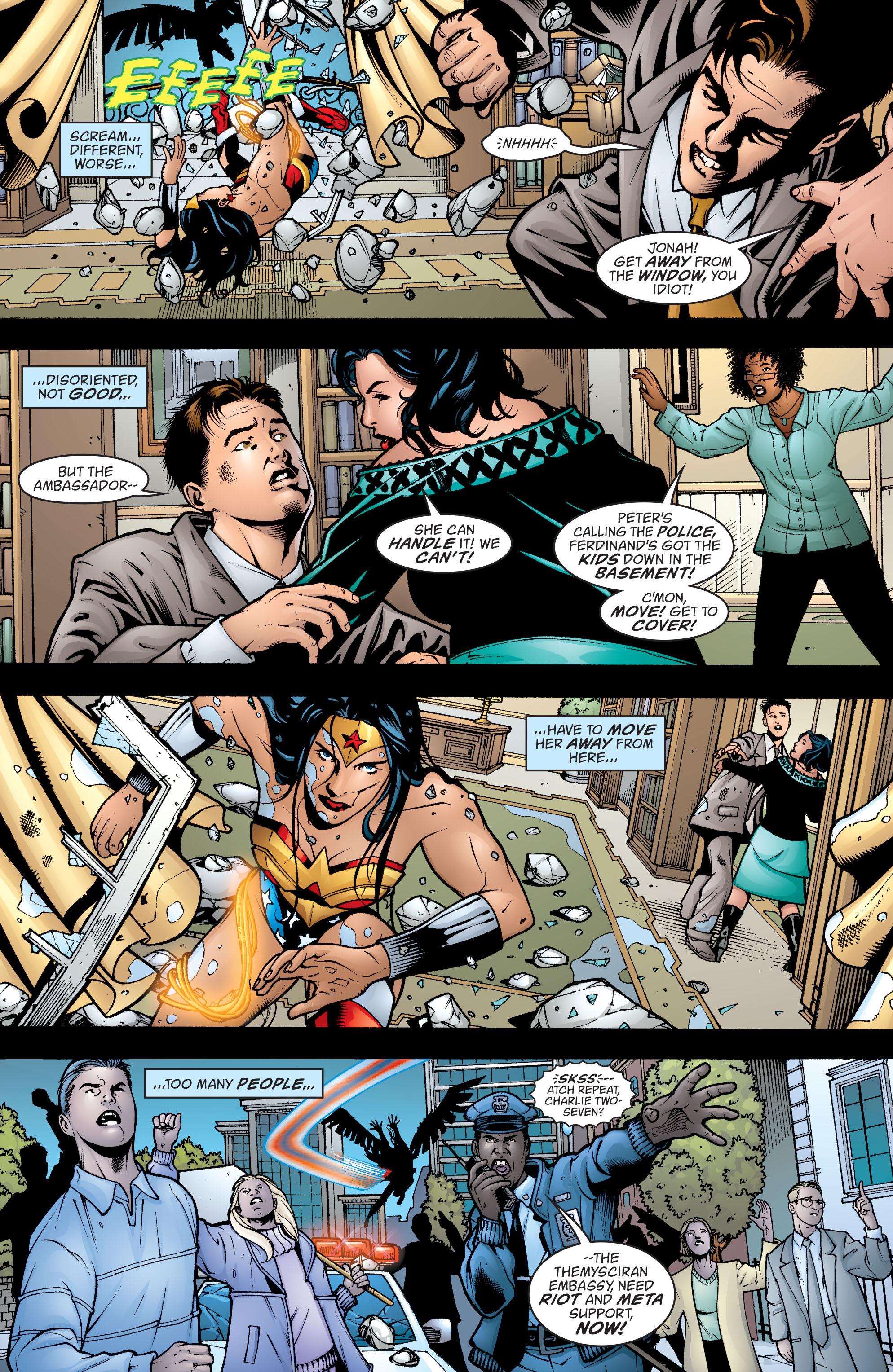 Read online Wonder Woman (1987) comic -  Issue #200 - 5