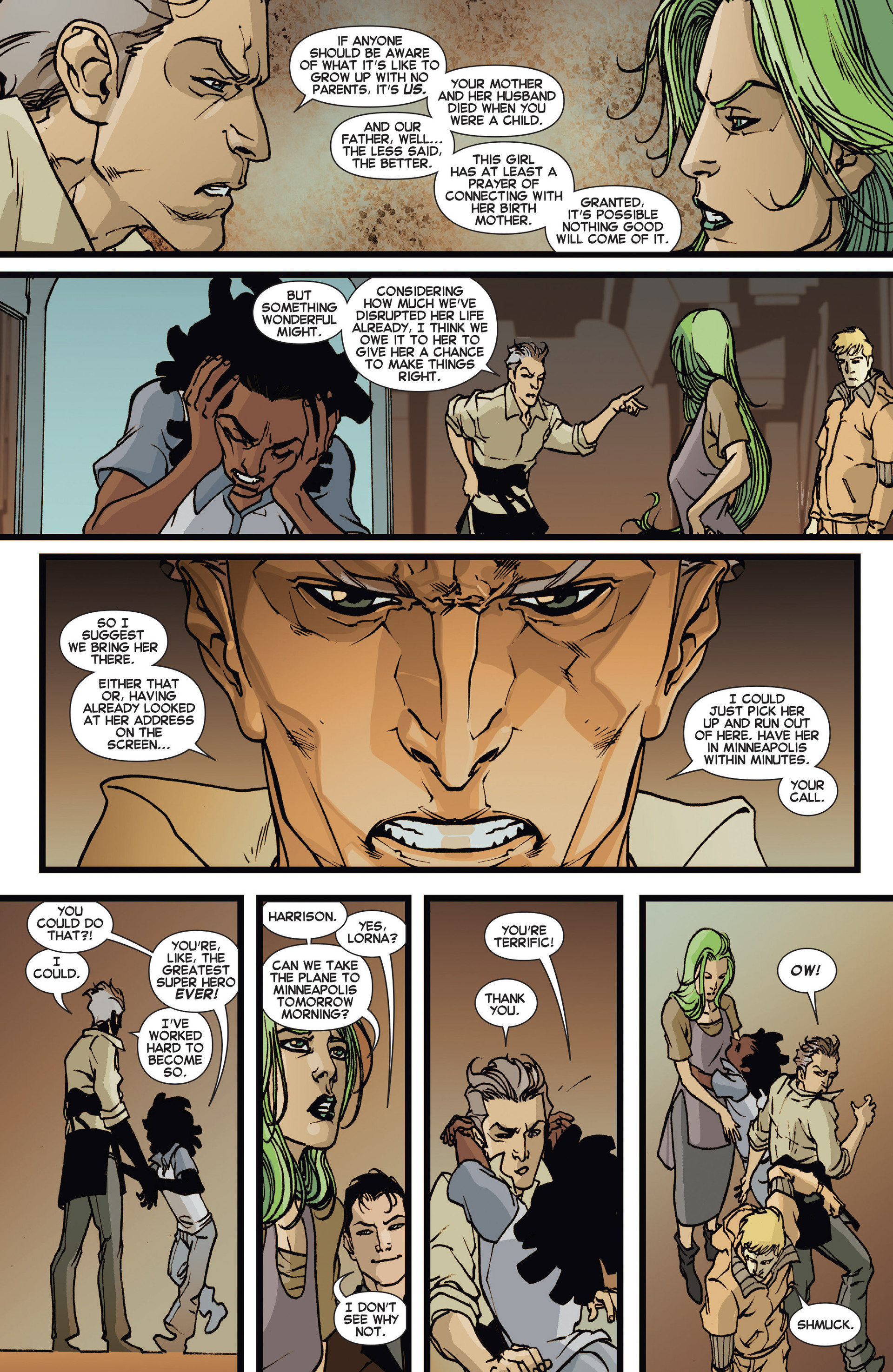 Read online All-New X-Factor comic -  Issue #9 - 16