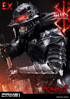 Guts Berserk Armor de Berserk - Prime 1 Studio