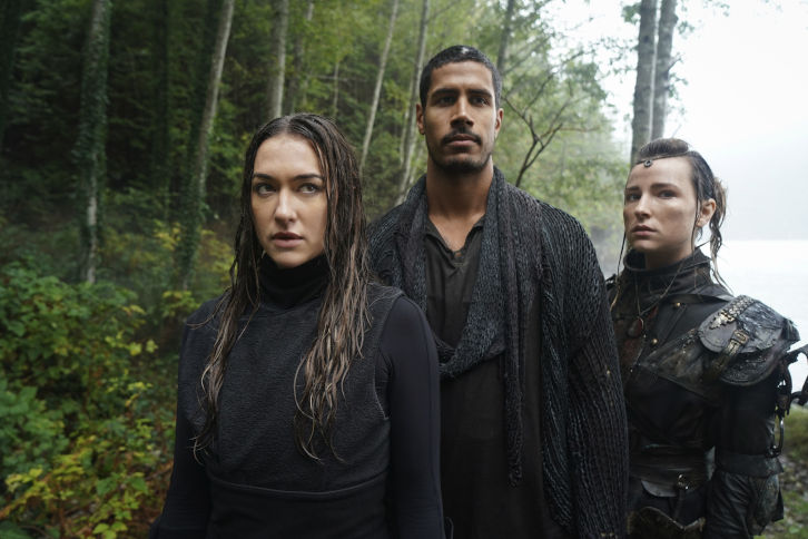 The 100 - Episode 7.02 - The Garden - Promo, Sneak Peek, Promotional Photos + Press Release