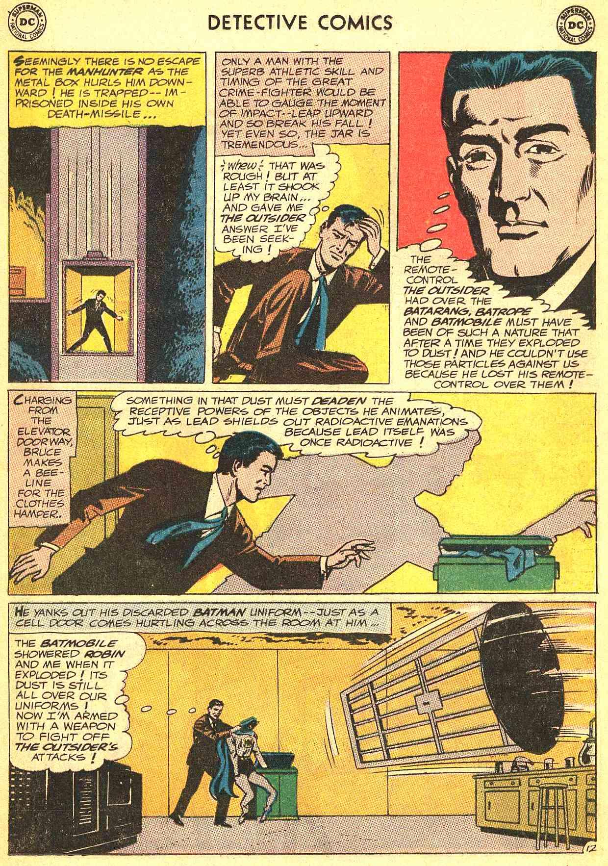 Detective Comics (1937) 340 Page 16
