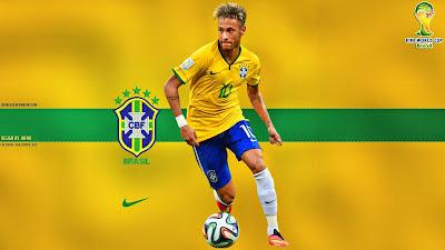 Neymar Brazil Wallpaper 2018 HD