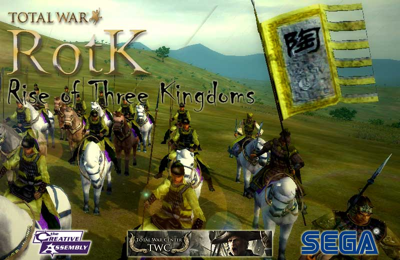Rise of Three Kingdoms (RotK) - Total War