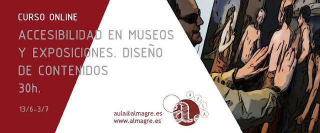 Duración 30 horas. Del 13 de junio al 3 de julio. almagre@almagre.es  www.almagre.es