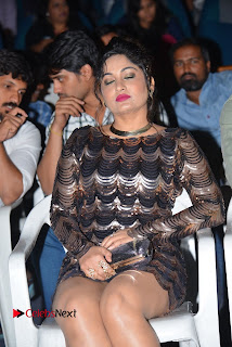 Actress Madhavi Latha Pictures in Short Dress at On Mona Birthday Premiere 0048