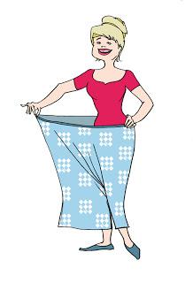 إنقاص الوزن بدون ريجيم وبطريقة سهلة جداً weight loss