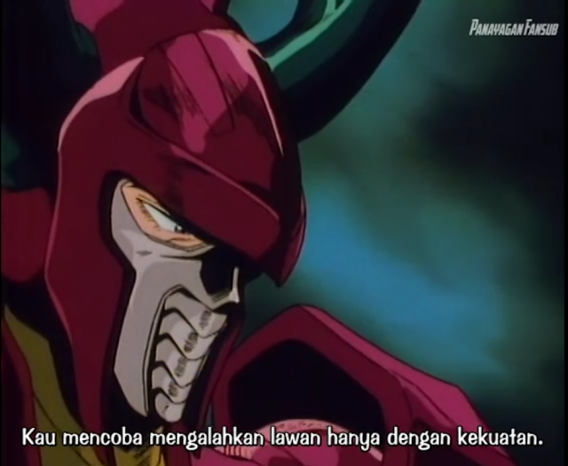 Download Ronin Warriors ( Yoroiden Samurai Troopers ) Episode 27 Sub Indo Subtitle Indonesia
