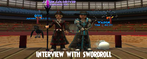Interview with Swordroll! (Crowns & Closed Beta Code