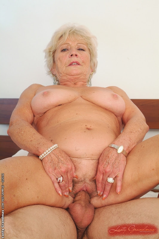 Lusty blonde needs two cocks to satisfy her 8