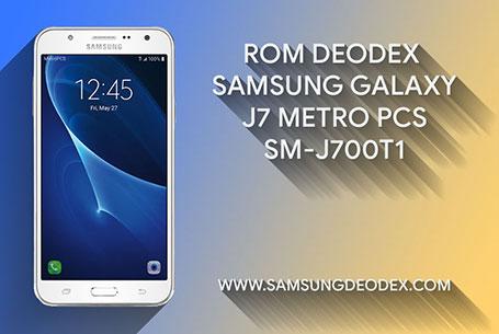 ROM DEODEX SAMSUNG J700T1
