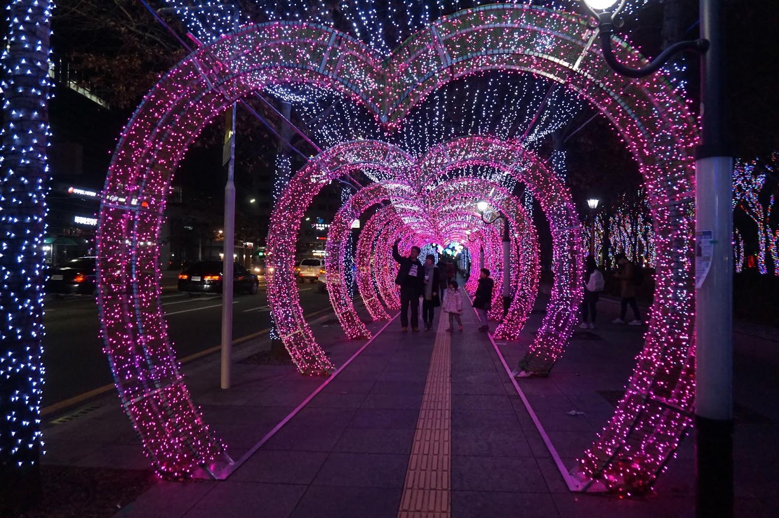 Fun \u0026 Free Daegu Travel: Best Night View in Daegu ...