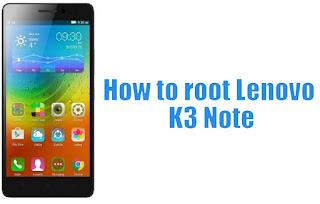 how to root lenova k3 note using kingroot easily tutorial