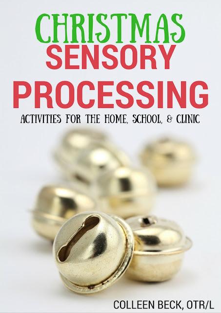 December Sensory Processing Activities
