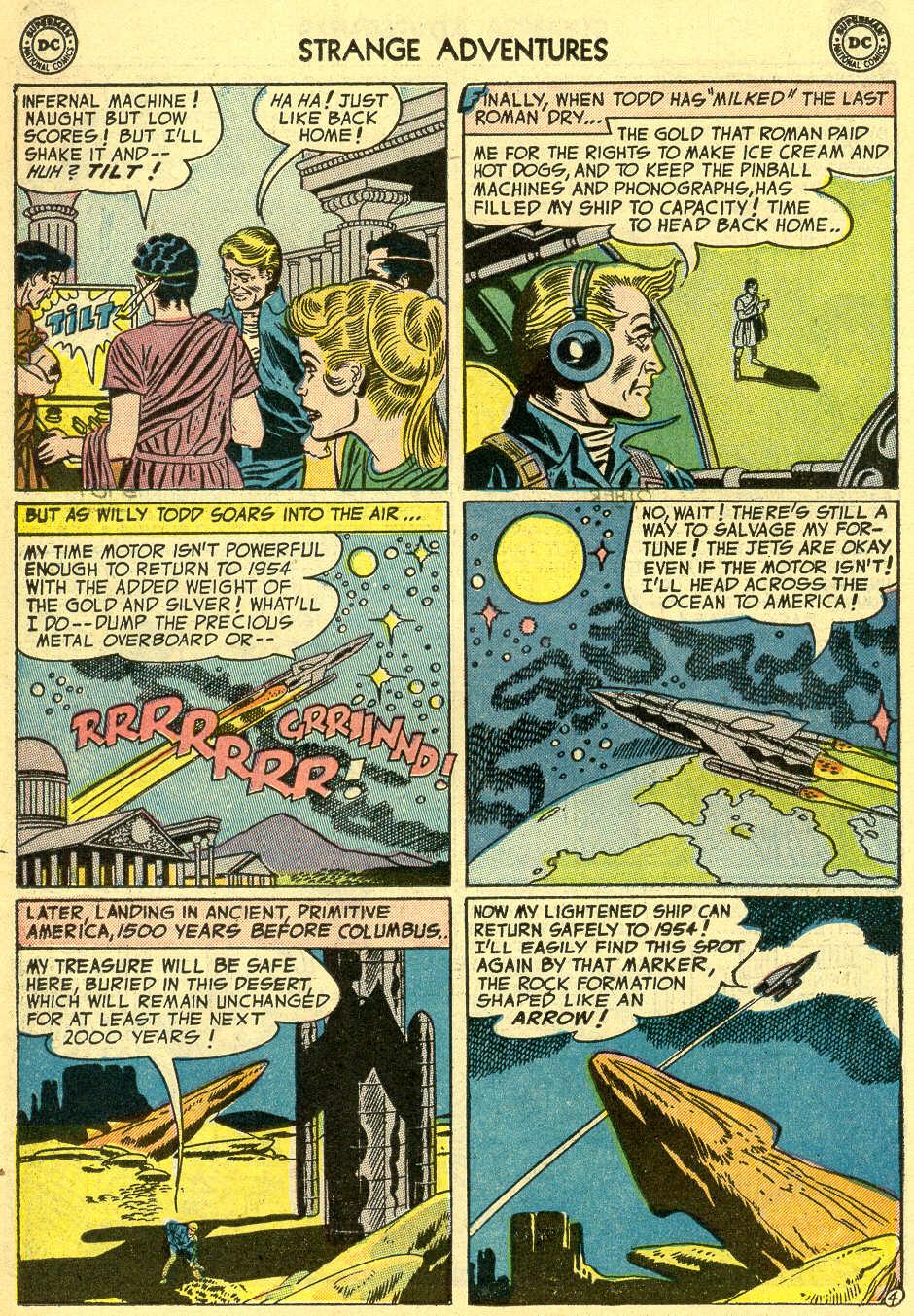 Strange Adventures (1950) issue 44 - Page 14