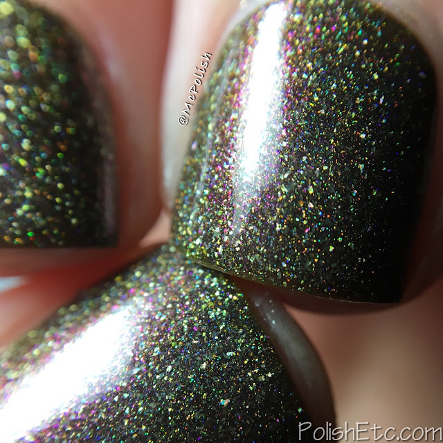 Pahlish - Arcana Collection - McPolish - Queen of Pentacles