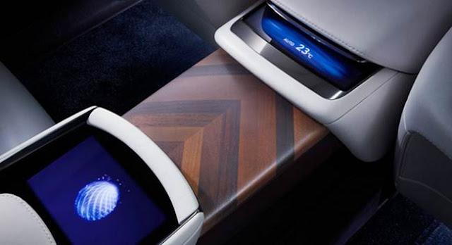 2017 Lexus LF-FC Concept Release