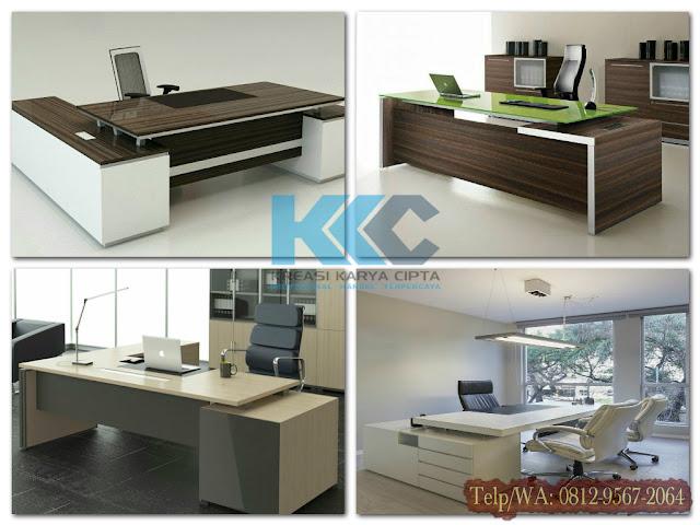 Jasa  Pembuatan Meja Kantor