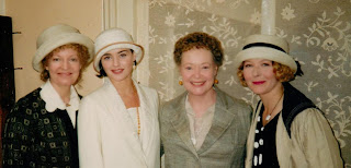 Louise Lombard, Daphne Neville and Stella Gonet