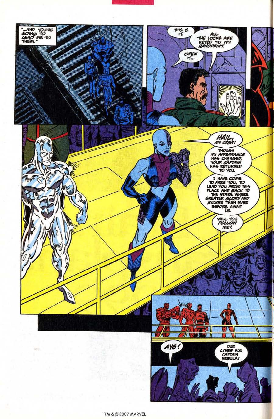 Read online Silver Surfer (1987) comic -  Issue #78 - 8