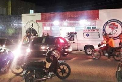 ARARIPINA-PE:  Jovem de 24 anos é assassinado a golpes de faca durante bebedeira