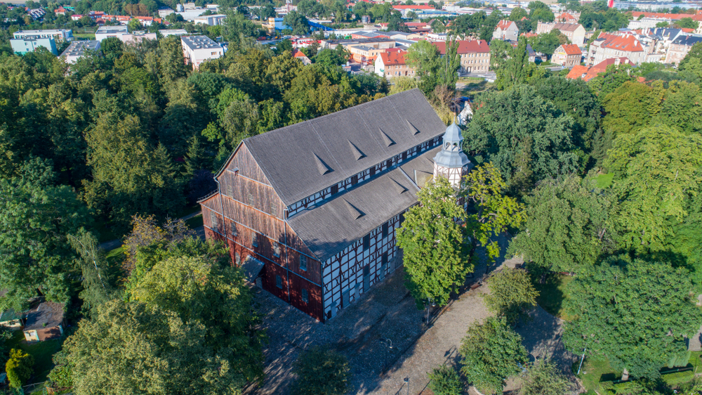 Church of Peace in Jawor